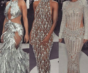 fashion, silver, and kylie jenner image