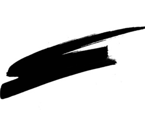 black, mark, and pen image