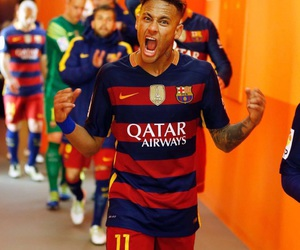 fc barcelona, neymar, and neymar jr image