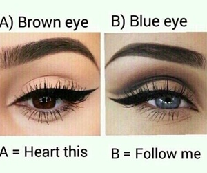 follow, heart, and style image