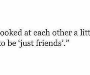 quotes, friends, and crush image