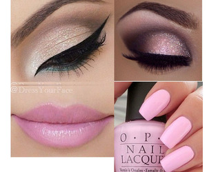 eyes, makeup, and trends image