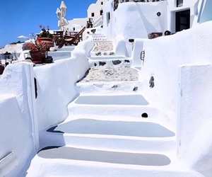 architecture, Greece, and buildings image