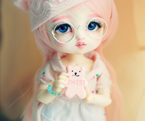 art, doll, and cute image