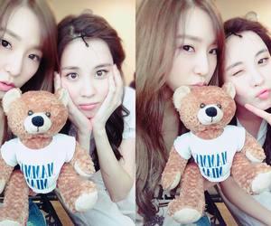 tiffany, snsd, and seohyun image