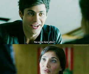 shadowhunters, alec lightwood, and funny image
