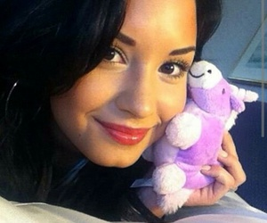 demi lovato, demi, and unicorn image
