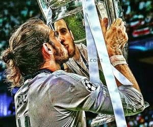 champ, football, and kiss image