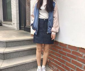 asian, fashion, and kfashion image