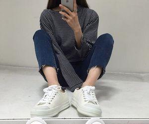 fashion, tumblr, and kfashion image