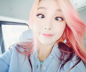 pony, korean, and ulzzang image