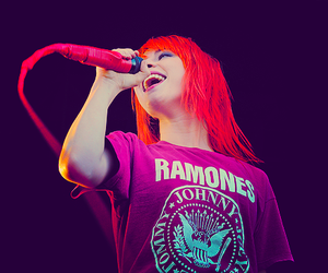 paramore, photography, and hayley image