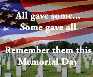 usa, memorial day, and memorial day messages image