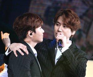 kyuhyun, kyuwook, and ryeowook image