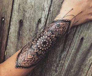 ink, inked, and tatouage image