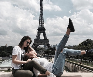 adventure, paris, and party image