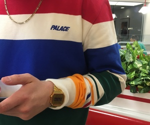 palace, style, and watch image