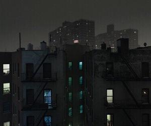 grunge, dark, and city image