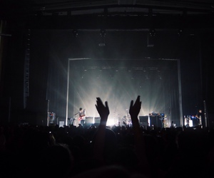 concert, music, and tumblr image