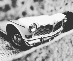 vintage, volvo, and love image