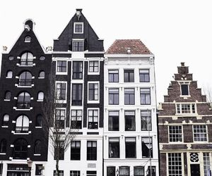 city, house, and architecture image