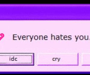 alternative, computer, and feelings image