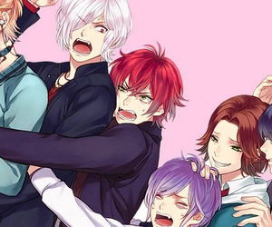 diabolik lovers, anime, and manga image