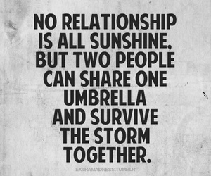 quotes, Relationship, and storm image