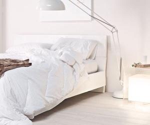 white, interior, and design image