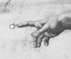 god, play, and hands image