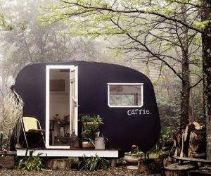 camping, travel, and glamping image