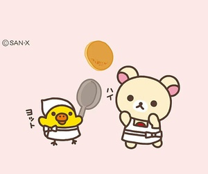 bear, rilakkuma, and san-x image