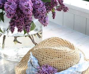 lilac, chic, and cottage image