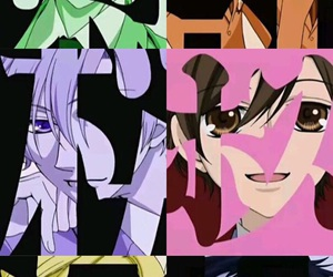 background, ouran high school, and ouran host club image
