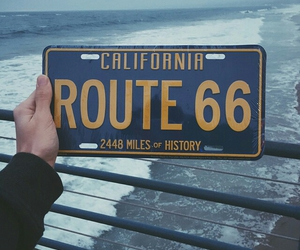 Dream and route 66 image