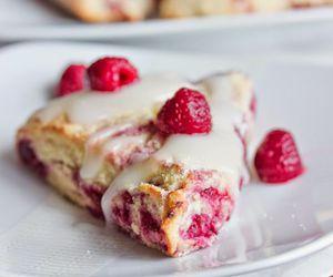 food and raspberry image