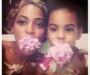 beyoncé, blue ivy, and queen bey image