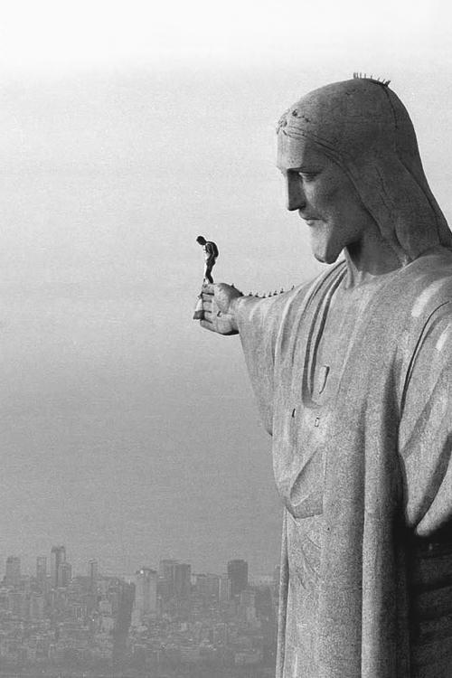 rio de janeiro, brazil, and black and white image