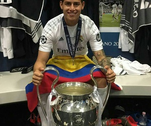 colombia, colombiano, and james rodriguez image