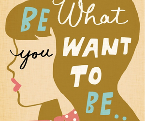 quote, be, and you image
