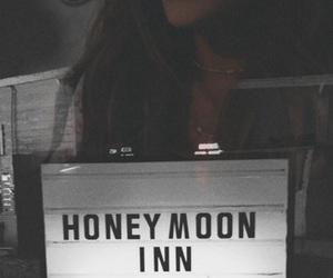 honeymoon and ariana grande image