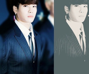jackson, got7, and handsome suit image