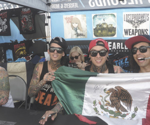 bands, vic fuentes, and mike fuentes image