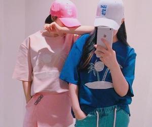 ulzzang, aesthetic, and korea image