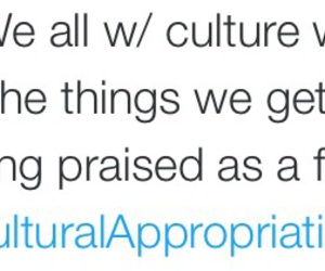 stop and cultural appropriation image