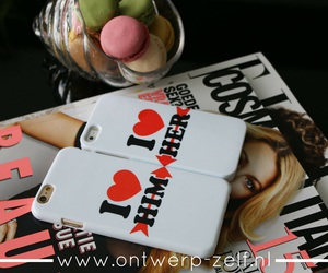 phone cover, phone case, and ontwerp zelf image