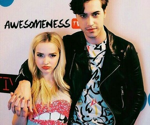 ryan mccartan and dove cameron image