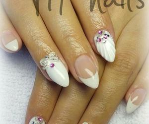 fashion, nail, and gel image