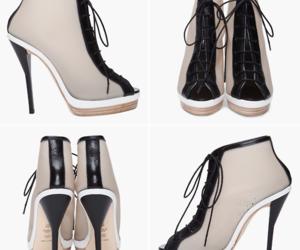 fashion, heels, and high image