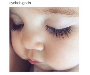 baby, cute, and goals image